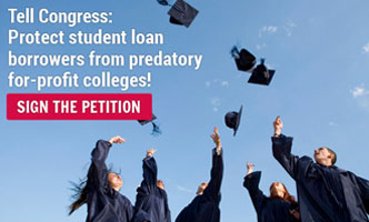 student loans petition